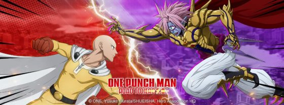One-Punch-Man-Road-to-Hero-2.0-Logo-560x207 One-Punch Man: Road to Hero 2.0 Arrives to Mobile at the End of June!
