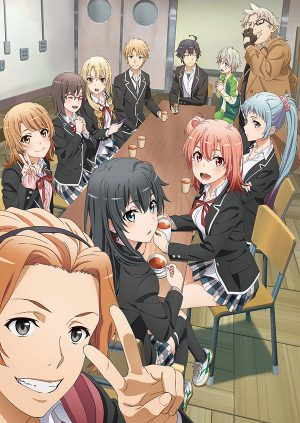 Finally! Oregairu Season 3 Air Date + New KV Revealed!
