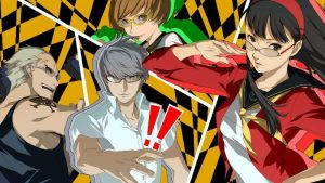 Persona 4 Golden Officially Makes Its Way to Steam!