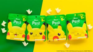 Pokemon Catches Us All with 3 Fun New Pokémon-Themed Foods!