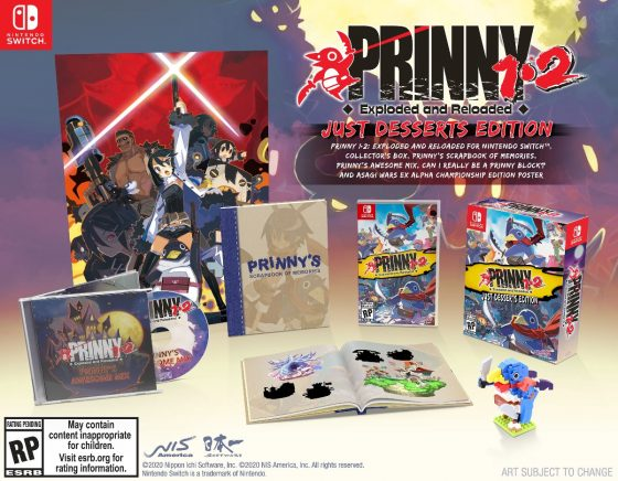 Prinny-1-2-NIS-560x436 Prinny 1•2: Exploded and Reloaded will launch in October 2020!