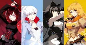 RWBY-Volume-1-3-The-Beginning-key-visual-300x424 RWBY Volume 1-3: The Beginning - Summer 2017 Anime