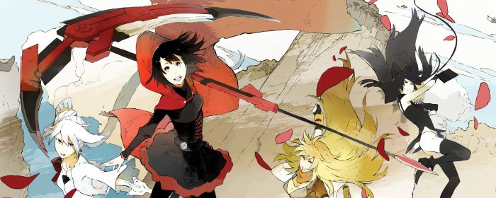 RWBY-Wallpaper-700x280 Femme Fatale! Does RWBY Vol. 1 Live Up To the Series?