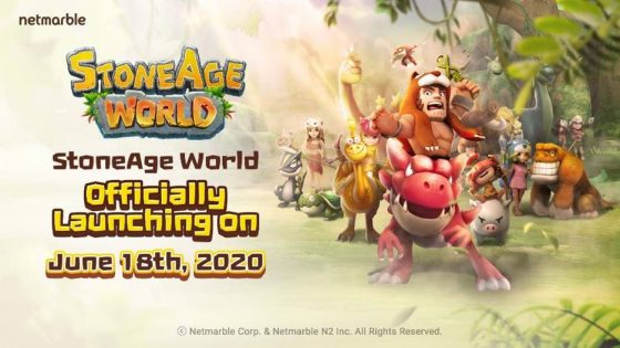 StoneAge-World-SS-1-560x315 Pet Collection Mobile MMORPG StoneAge World is Now Available!