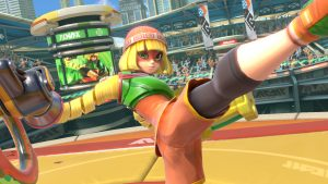 Min Min from ARMS Dishes Out Spicy Punches and Kicks in Super Smash Bros. Ultimate