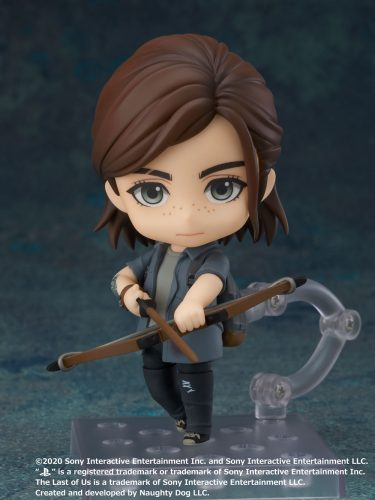 TLoU-Ellie-GSC-SS-1-375x500 Nendoroid Ellie is Now Available for Pre-Order!