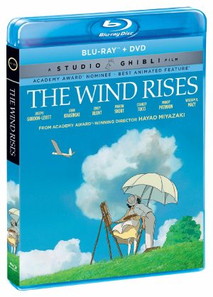 Studio Ghibli Feature 'The Wind Rises' on Blu-ray, DVD and Digital this September from GKIDS, Shout! Factory