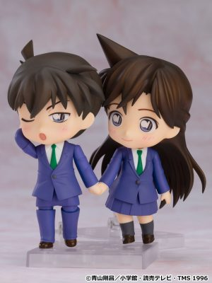 Nendoroid Shinichi Kudo and Nendoroid Ran Mouri Are Now Available for Pre-Order!