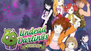 Undead Darlings ~no cure for love~ Coming Soon to Steam!