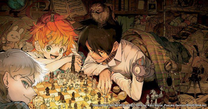 Yakusoku-no-Neverland-Wallpaper-1-700x368 Top 10 Smartest Humans in the Manga Yakusoku no Neverland (The Promised Neverland)