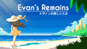Evan's Remains Is a Story-Driven Puzzle Game, So Self-Confident That It Lets You Skip the Narrative and the Puzzles