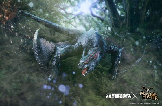 narugacuga_image_0228-560x366 Bluefin Kicks-Off Hunting Season This October With New Monster Hunter Products!