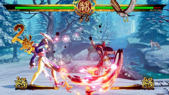 samurai_shodown_splash-560x315 Samurai Shodown - PC (Epic) Review