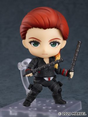Lethally Adorable Nendoroid Black Widow: Endgame Ver. DX is Now Available for Pre-Order!