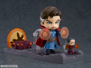 More Marvel Nendoroids Coming! This Time, Doctor Strange: Endgame Ver. DX & Star-Lord: Endgame Ver. DX!