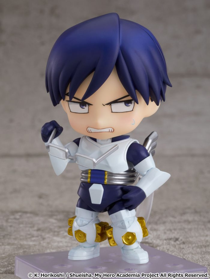 çáÇÌÇπ Nendoroid Tenya Iida from My Hero Academia is Now Available for Pre-Order!