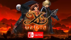Cult Classic Demon-Slaying RPG Ys Origin Coming to Nintendo Switch in 2020!