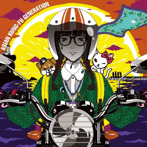 Asian-Kung-fu-Generation-Album-Cover-500x500 Asian Kung-Fu Generation: Famous in the Otaku World and Beyond!
