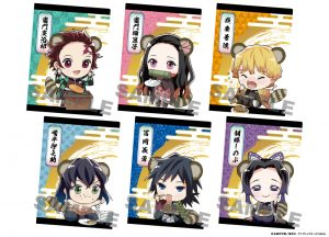 Choose Your Favourite Demon Slayer: Kimetsu no Yaiba Character - on Okonomiyaki!