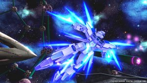 Climb the Ranks in MOBILE SUIT GUNDAM EXTREME VS. MAXIBOOST ON Single Player Mode!