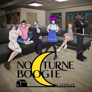 "Completely Remotely-Produced Short Anime ""Nocturne Boogie"" Begins Streaming Today!"