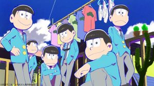 The Sextuplets Are Back! Osomatsu-san (Mr. Osomatsu) Season 3 Announced!