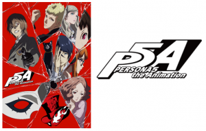 PERSONA5 the Animation Complete Blu-ray Set Arrives September 2020