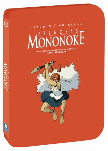 Totoro-Mononoke-Steelbooks-560x365 My Neighbor Totoro & Princess Mononoke Arrive In Limited Edition Steelbook This Fall!