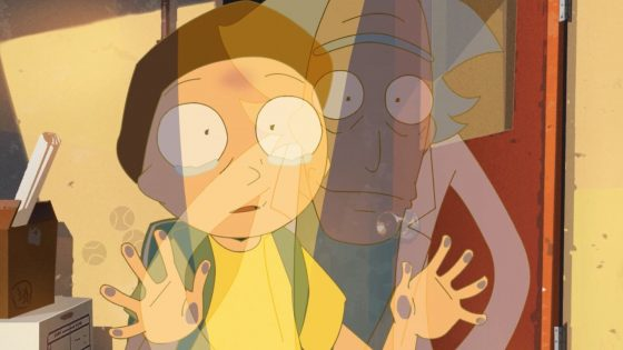 Rick-and-Morty-Anime-Short-Adult-Swim-Con-560x315 A Special Rick and Morty Anime Short Premiered During Adult Swim Con and We're All Obsessed!