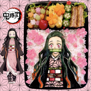 Too Pretty to Eat!? Demon Slayer: Kimetsu no Yaiba Characters Become Bento!!