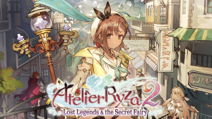 Ryza Explores Ancient Ruins and Underwater Dungeons in Atelier Ryza 2: Lost Legends & the Secret Fairy