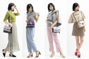 "Touken Ranbu Introduces ""Adult Cute"" Bags Inspired by Chougi Yamanbagiri and Toushirou Honebami"