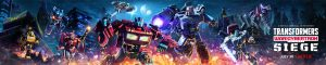 Netflix & Hasbro Release Final Trailer for Transformers: War For Cybertron: Siege