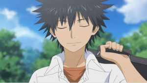 [Moments in Anime] 7/18 - Touma Kamijou Ends the Graviton Bombings in A Certain Scientific Railgun