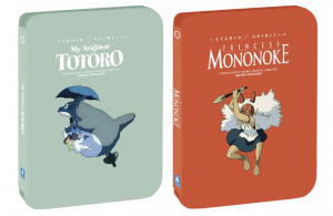 My Neighbor Totoro & Princess Mononoke Arrive In Limited Edition Steelbook This Fall!