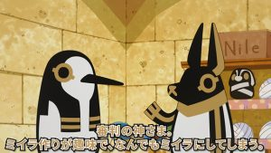 "The Voice Actors for Anubis & Thoth in Upcoming ""Tototsu ni Egypt Shin"" Have Been Announced!"