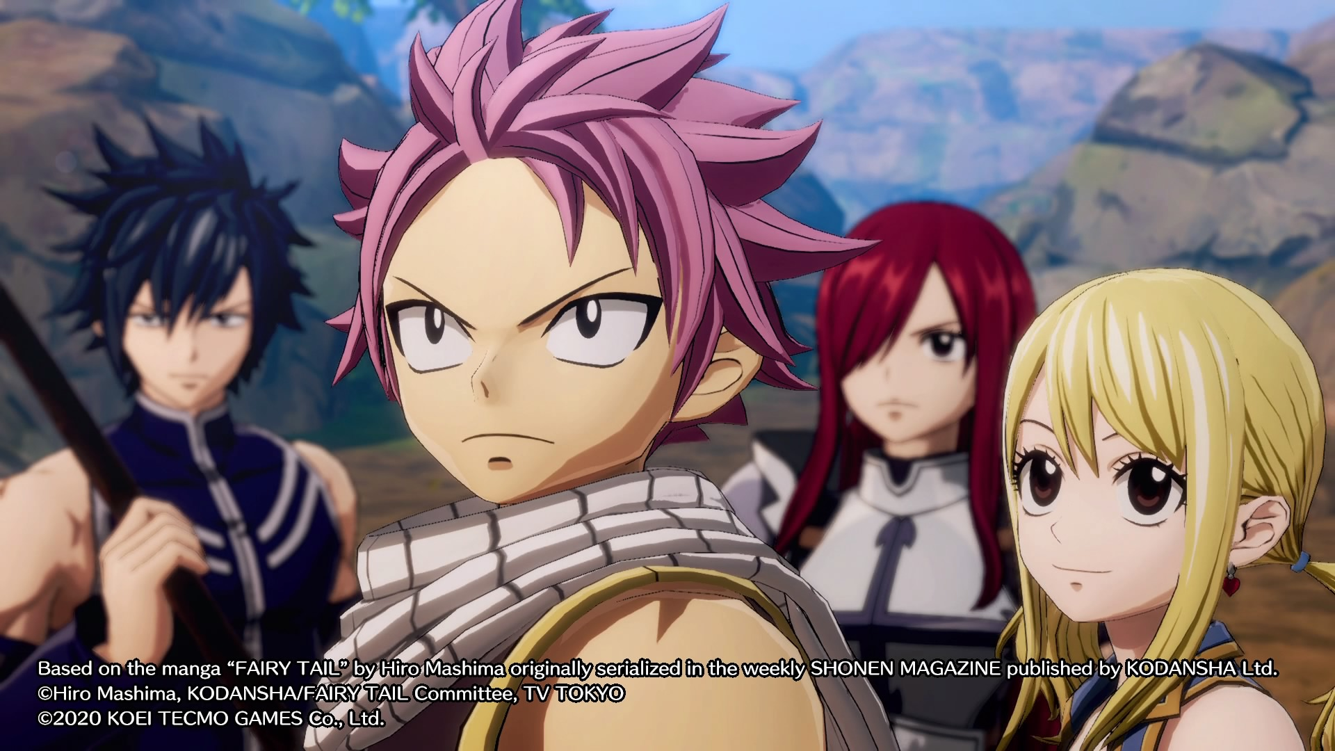 fairy_tail_game_splash Fairy Tail - PlayStation 4 Review