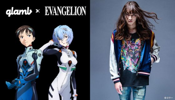 glamb-x-Evangelion-Collab-T-shirts-560x323 glamb x Evangelion Collaboration Launches Line of Tees and Hoodies!