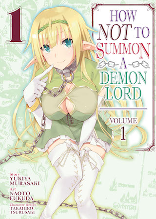 how-not-to-summon-a-demon-lord-manga-vol-1 Amazon Removes J-Novel Club Manga and Light Novels, More Likely to Follow