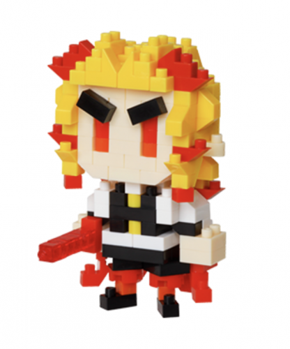 nanoblock-demon-slayer-collection-560x373 Demon Slayer Tanjirou and Pillars Are Now Nanoblocks and They Are Available to Pre-Order!