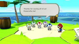 Paper Mario: The Origami King - Nintendo Switch Review