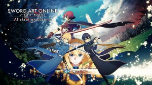 New Trailer for Sword Art Online Alicization Lycoris Explores the Game's Storylines!