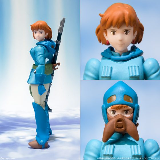 "02-560x560 ""Nausicaä of the Valley of the Wind"" Mehve Glider Set Lands as First of Many Exclusives for Studio Ghibli Fans!"