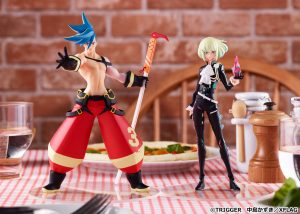POP UP PARADE Galo Thymos and Lio Fotia from PROMARE Now Available for Pre-Order!