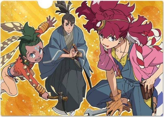 Appare-Ranman-Capture-1-300x424 6 Anime Like Appare-Ranman! [Recommendations]