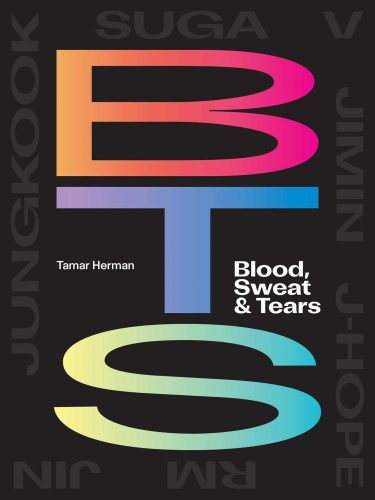 BTS-Blood-Sweat-Tears-novel-375x500 [Honey's Anime Interview] Author Tamar Herman for BTS: Blood, Sweat & Tears