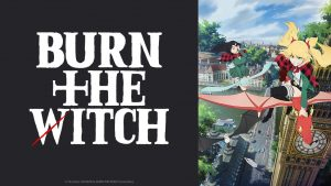 "Tite Kubo's ""BURN THE WITCH"" Coming Soon to Crunchyroll!!"