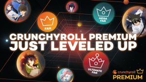 Crunchyroll Introduces New Membership Tiers Offering Anime Anywhere, Anytime!