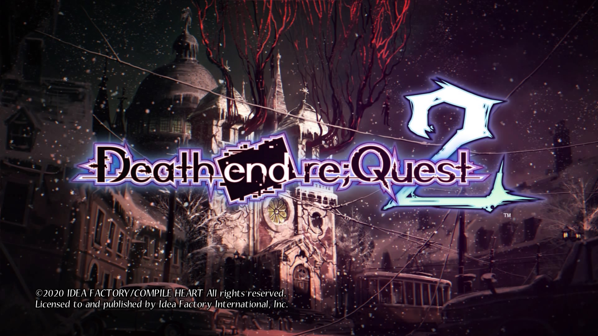 Death_end_reQuest2_splash Death end re;Quest 2 - PlayStation 4 Review