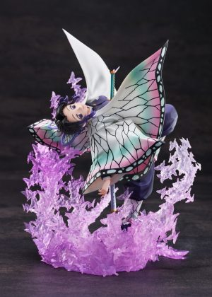 Exquisite Shinobu Kocho Butterfly Dance Figure Available for Pre-Order!